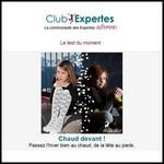 Test de Produit Au Féminin : Duo de Chaussettes hiver maman/enfant de MAKALU - anti-crise.fr