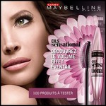 Test de Produit Beauté Test : Mascara Cils Sensational de Gemey-Maybelline - anti-crise.fr