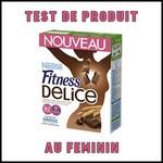 Test de Produit Au Féminin : Céréales Fitness Délice de Nestlé - anti-crise.fr