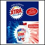 Test de Produit La Belle Adresse : X-Tra Total 2 en 1 avec brosse détachante - anti-crise.fr