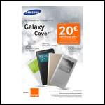 Offre de Remboursement (ODR) Samsung : Jusqu'à 20 € sur Smartphone Galaxy Cover - anti-crise.fr
