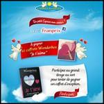 Tirage au Sort Caprice des Dieux : Coffret Wonderbox « Je t'aime » à Gagner - anti-crise.fr