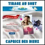 Tirage au Sort Caprice des Dieux sur Facebook : Coffret Wonderbox « Tables romantiques » à Gagner - anti-crise.fr