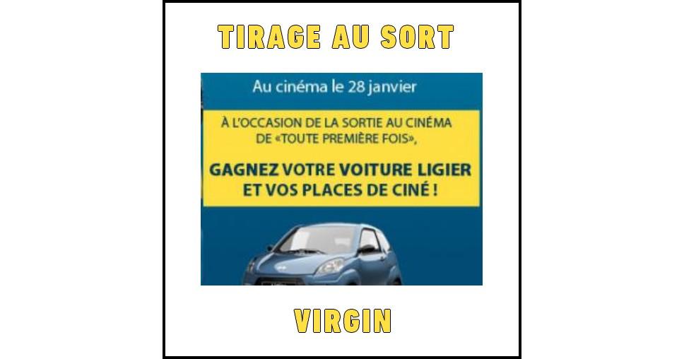 Tirage au Sort Virgin Radio : Voiture sans permis Ligier à gagner !  - anti-crise.fr
