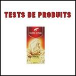 Tests de Produits : Chocolat blanc aux noisettes de Côte d'Or - anti-crise.fr