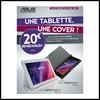 Offre de REmboursement (ODR) Asus : 20 € sur Tablette MeMO Pad ou Transformer Pad - anti-crise.fr