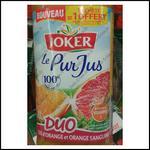 Offre de Remboursement (ODR) Joker : 1 Pur Jus Duo Acheté = 1 Offert - anti-crise.fr