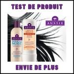 Test de Produit Envie de Plus : Shampoing et Soin Miracle Aussie - anti-crise.fr