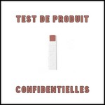 Test de Produit Confidentielles : Rouge by Une Une Natural Beauty - anti-crise.fr