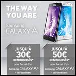 Offre de Remboursement (ODR) Samsung : Jusqu'à 50 € sur Smartphone Galaxy A - anti-crise.fr