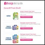 Offre de Remboursement (ODR) Shopmium : 3 Offres Canard® Fresh Disc® à découvrir - anti-crise.fr