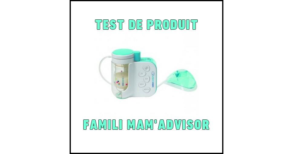 Test de Produit Famili Mam'Advisor : Tire-lait électrique Natural Comfort Bébé Confort - anti-crise.fr
