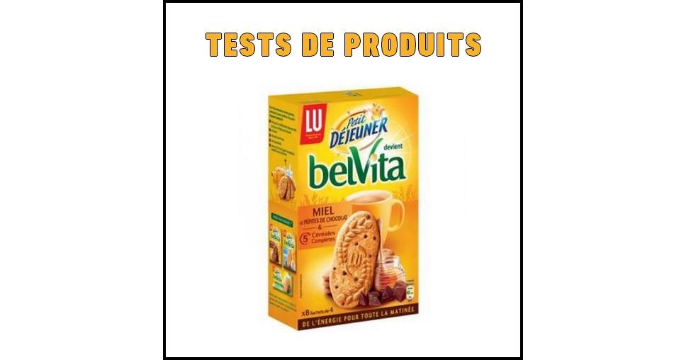 Tests de Produits : Belvita Miel de Lu - anti-crise.fr