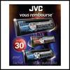 Offre de ReEmboursement (ODR) JVC : Jusqu'à 30 € sur Autoradio - anti-crise.fr
