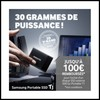 Offre de Remboursement (ODR) Samsung : 100€ sur Disque SSD externe - anti-crise.fr
