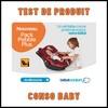 Test de Produit Conso Baby : Cosi i-Size Pebble Plus Bébé Confort - anti-crise.fr