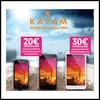 Offre de Remboursement (ODR) Kazam : Jusqu'à 30 € sur Smartphone Trooper 2 - anti-crise.fr