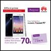Bon Plan Huawei : Carte Cadeau 70 € Marionnaud Offerte - anti-crise.fr