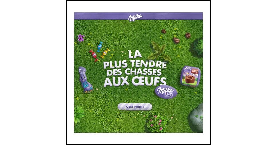 Chasse aux Oeufs + Tirage au sort Milka : Cadeaux et Bons de Réduction à Gagner - anti-crise.fr