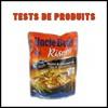 Tests de Produits : Risotto poulet et champignons de Uncle Ben's - anti-crise.fr