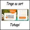 Tirage au sort Tohapi Un séjour à gagner ! mini