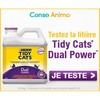 Test de Produit Conso Animo : Litière Tidy Cats® Dual Power™ - anti-crise.fr