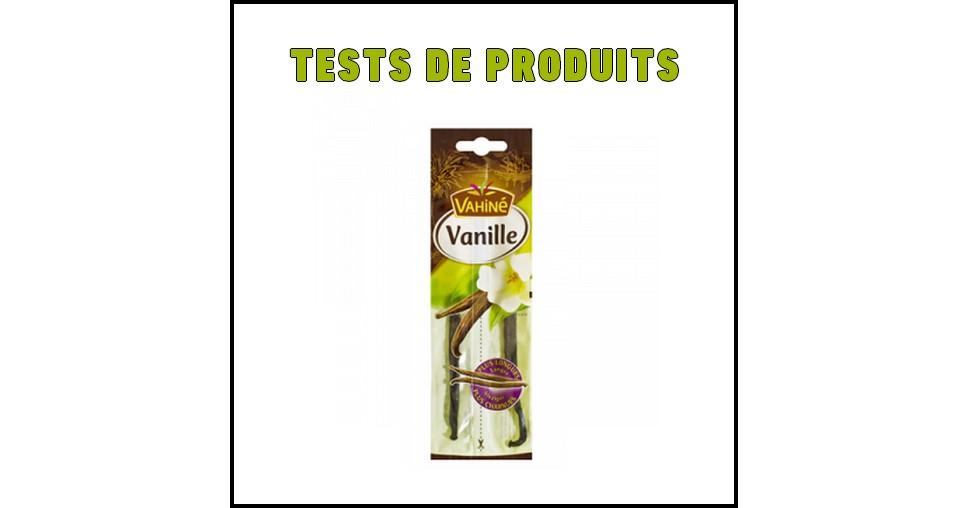 Tests de Produits : Gousses de vanille de Vahiné - anti-crise.fr
