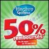 Offre de Remboursement (ODR) Hasbro Gaming : 50 % Remboursés - anti-crise.fr