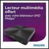 Bon Plan Philips : Lecteur multimédia UHD880 Gratuit - anti-crise.fr