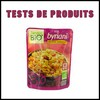 Tests de Produits : Riz Byriani Jardin Bio - anti-crise.fr