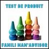 Test de Produit Famili Mam'Advisor : Playon Crayon couleurs primaires Studio Skinky - anti-crise.fr