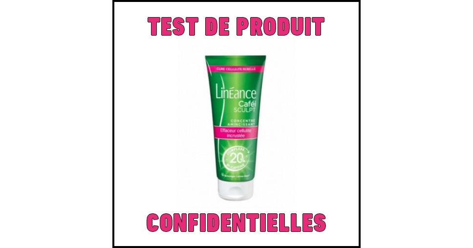 Test de Produit Confidentielles : Concentré Amincissant ...