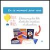 Test de Produit Tester Tout : Kit Créatif « déclic et des trucs » - anti-crise.fr
