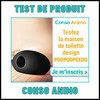 Test de Produit Conso Animo : Maison de Toilette Poopoopeedo Sin Design - anti-crise.fr