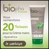 Test de Produit Betrousse : Crème Mains Réparatrice Biopha Nature - anti-crise.fr