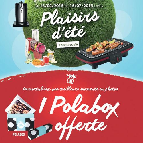 Bon Plan Moulinex / Krups / Tefal : Polabox Offerte - anti-crise.fr