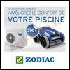 Offre de Remboursement (ODR) Zodiac : 300 € sur Pompe à Chaleur ou Robot de Piscine en 1 Bon d'achat - anti-crise.fr
