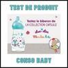 Test de Produit Conso Baby : Biberon Moulin Roty par Luc et Léa - anti-crise.fr