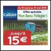 Offre de Remboursement (ODR) Caillard : 15 € sur Graines du Potager - anti-crise.fr