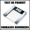 Test de Produit Sondages Rémunérés : Beurer BF 480 Pèse-personne Impédancemètre USB - anti-crise.fr