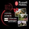 Bon Plan Russell Hobbs : Week-end Bed & Breakfast Offert - anti-crise.fr