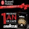 Bon Plan Russell Hobbs : 1 an de café Lavazza Offert - anti-crise.fr