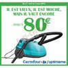 Offre de Remboursement (ODR) Carrefour : Opération Reprise - Jusqu'à 80 € sur Aspirateur - anti-crise.fr