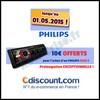 Offre de Remboursement (ODR) Philips / Cdiscount : 10 € sur Autoradio USB SD iPod Bluetooth CE152 - anti-crise.fr