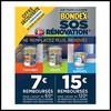 Offre de Remboursement (ODR) Castorama : 15 € sur Bondex SOS Rénovation - anti-crise.fr