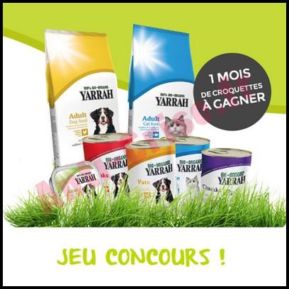 Tirage au Sort Féminin Bio : 1 Mois de Croquettes et Bouchées Bio à Gagner - anti-crise.fr