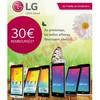 Offre de Remboursement (ODR) Lg : 30 € sur Smartphone - anti-crise.fr