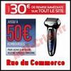 Bon Plan Rue du Commerce : Rasoir Panasonic à 138,39 € au lieu de 198,39 € - anti-crise.fr