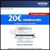 Offre de Remboursement (ODR) Brother : 20 € sur Scanner Mobile - anti-crise.fr