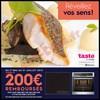 Offre de Remboursement (ODR) Electrolux : 200 € sur Table à Induction + Four - anti-crise.fr